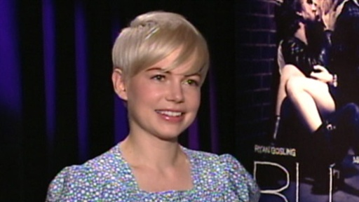 Michelle Williams On Taking Risks in 'Blue Valentine' Video