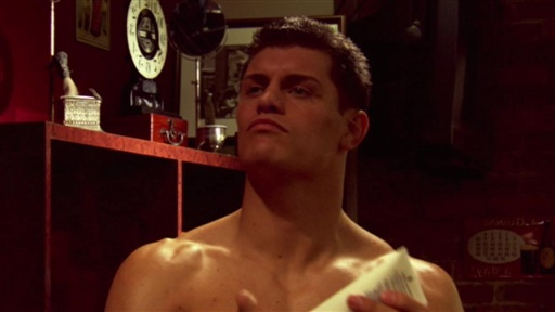 """Dashing"" Cody Rhodes Grooming Tips Video"
