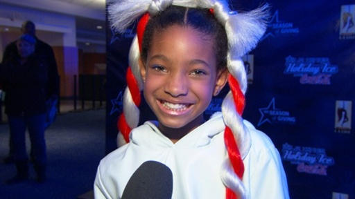 Willow Smith: a Pint-Sized Powerhouse? Video