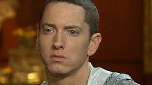 [Eminem Talks 'Recovery' and Getting Sober]