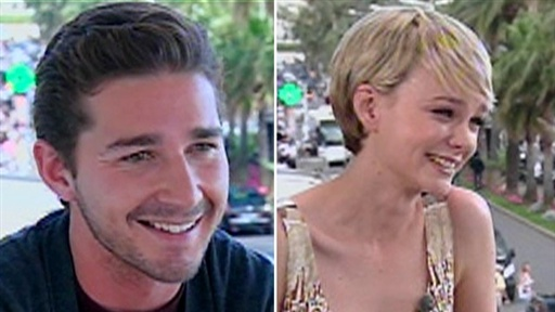 Cannes Film Festival 2010: Shia LaBeouf and Carey Mulligan On Th Video
