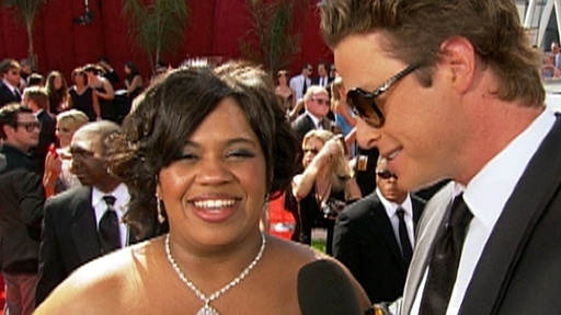 2009 Emmys Red Carpet: Chandra Wilson - 'I'm Just Blessed All Th Video