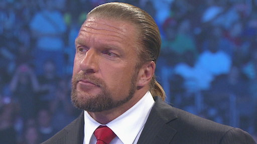 [New WWE COO Triple H Addresses the WWE Universe]