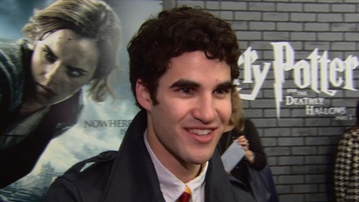 [Darren Criss: What Comes Next for Him On 'Glee'?]