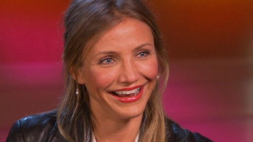 [Did Cameron Diaz Ever Consider Getting Fake Boobs Like Her 'Bad]