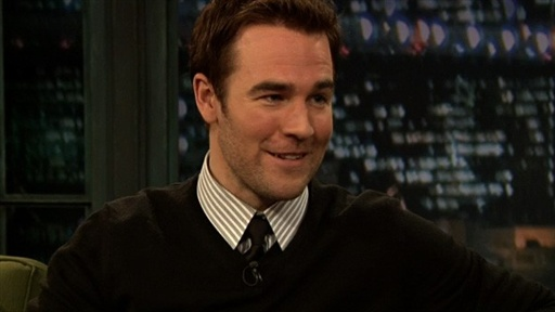 [James Van Der Beek]