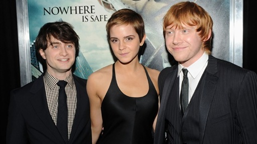 'Harry Potter and the Deathly Hallows,' NYC Premiere Video