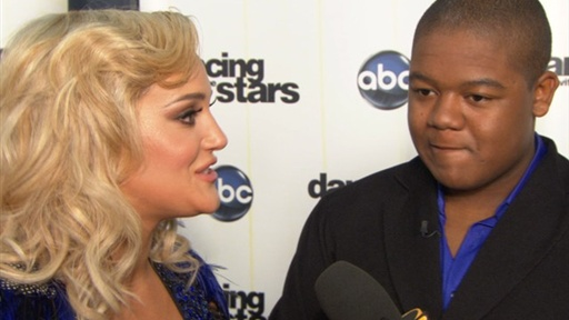 Lacey Schwimmer On Same Sex 'Dancing' Couple: 'I Think It's Bril Video