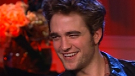 [Robert Pattinson: Werewolves Are 'Dorks']