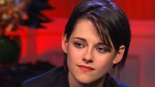 [Kristen Stewart On Hot Shirtless Co-Stars and Marrying Robert Vs]
