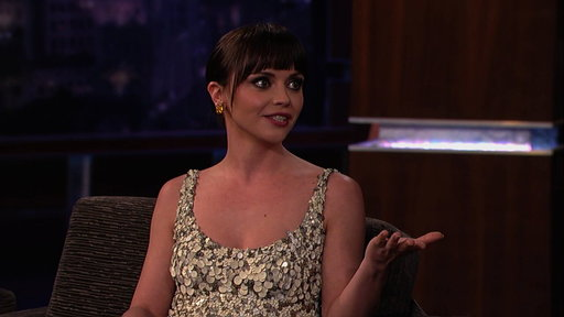 Description: Part 2 of Jimmy's interview with Christina Ricci!