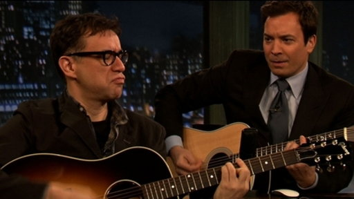 [Web Exclusive: Fred Armisen & Jimmy Promos]