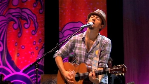I'm Yours (from Jason Mraz's Beautiful Mess - Live On Earth) Video