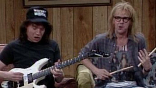 [Wayne's World - Academy Awards]