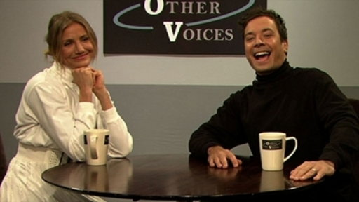 [Other Voices with Cameron Diaz]