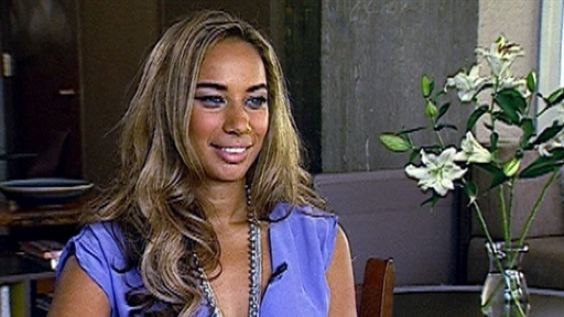 [Leona Lewis Talks Sophomore Album, Simon Cowell and Relating To]
