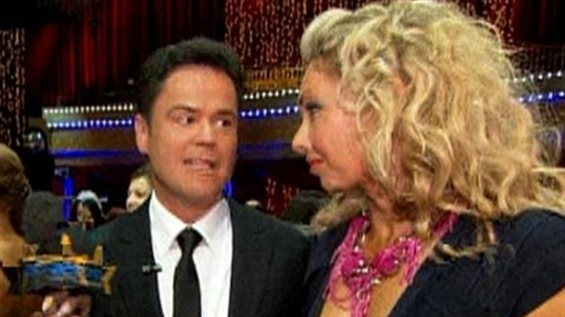 [Has Donny Osmond Been Rehearsing For 'Dancing' For Over A Year?]