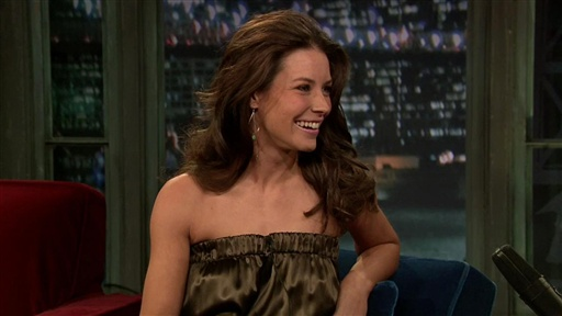 Evangeline Lilly Video