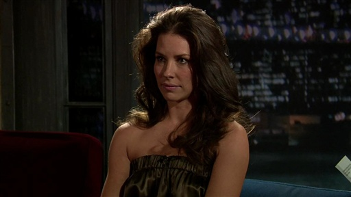 [Evangeline Lilly: Intense Lost Questions]