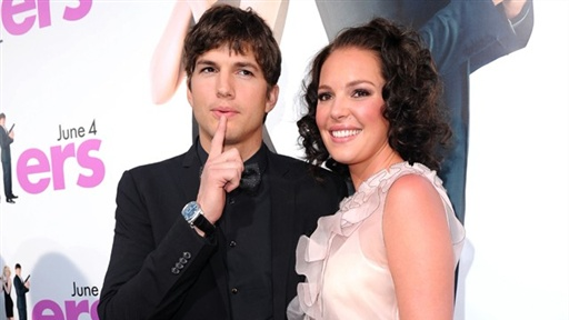 Ashton Kutcher &amp; Katherine Heigl&#39;s &#39;Killers&#39; Premiere, Los Angel Video