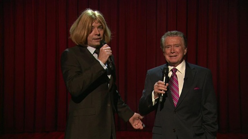 Regis Philbin Sings Video