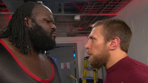 [Mark Henry Vows to Spill Daniel Bryan's Guts All Over the Ring]
