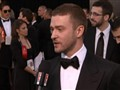 Live From the Red Carpet: 2011 Oscars: Justin Timberlake