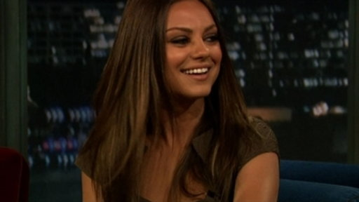 Mila Kunis Video