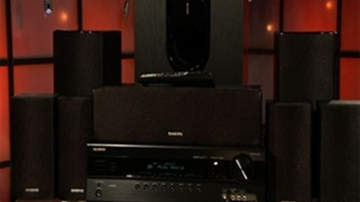 Onkyo HT-S5300 7.1 Home Theater System Review Video