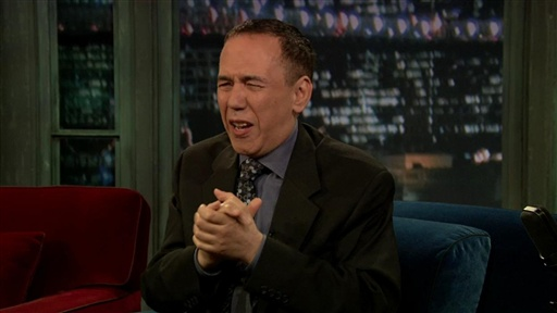 [Gilbert Gottfried]