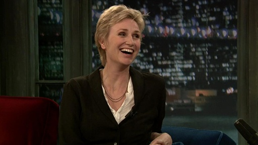 [Jane Lynch, Part 1]