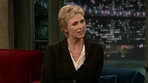 Jane Lynch, Part 2 view on break.com tube online.