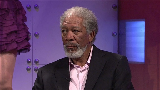 What Up With That: Morgan Freeman Video
