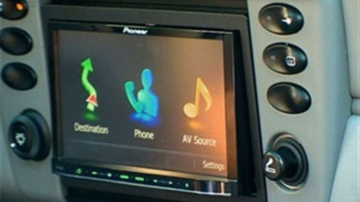 Pioneer's All-in-one Car System Review Video