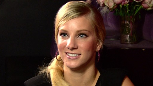 Heather Morris Gleeks Out Over Gwyneth Paltrow Video