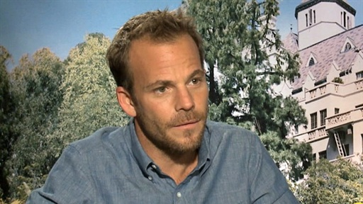 Stephen Dorff Talks 'Somewhere' Video