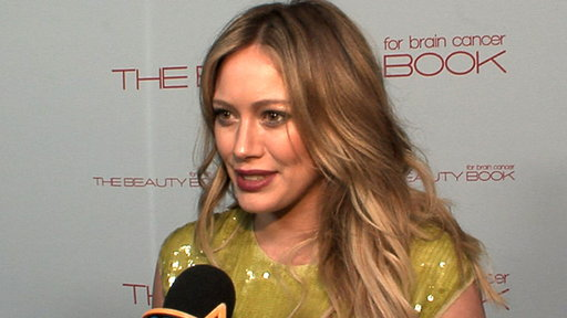 [Hilary Duff Shares Pregnancy Details]