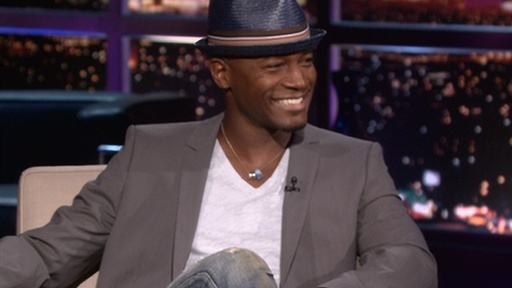 Taye Diggs Video