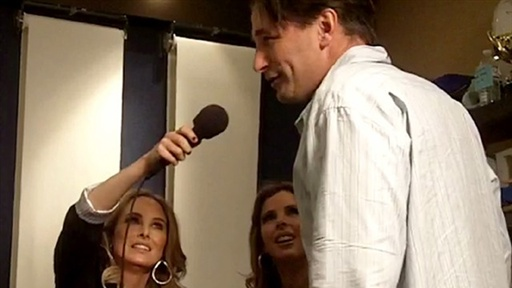 Chynna Phillips and Billy Baldwin Discuss Their Family Planning view on break.com tube online.