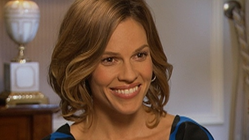 Hilary Swank Talks Taking to the Skies As 'Amelia' Video