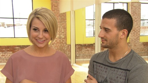 [Does Chelsea Kane's Young Age Give Her A 'Dancing' Advantage?]