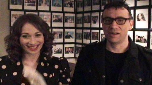 Backstage: Regina Spektor Video