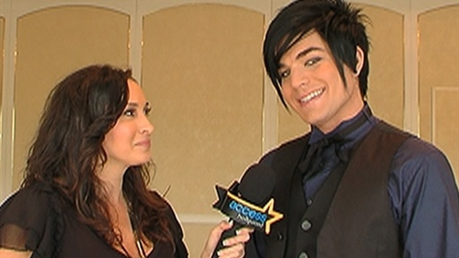 Adam Lambert Reacts to His Sexy Details Magazine Photos Video