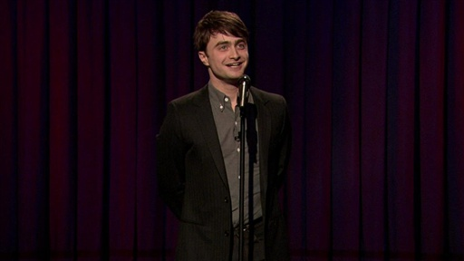 Daniel Radcliffe's Stand-Up Comedy Video