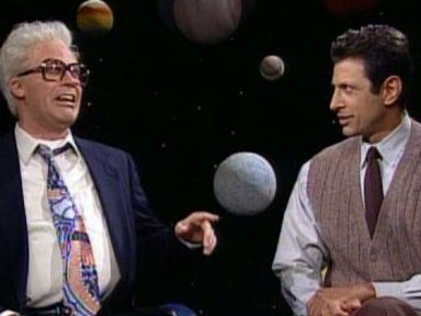 [Harry Caray: Space, The Infinite Frontier]
