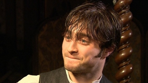 [Would Daniel Radcliffe Do Another 'Harry Potter' Film?]