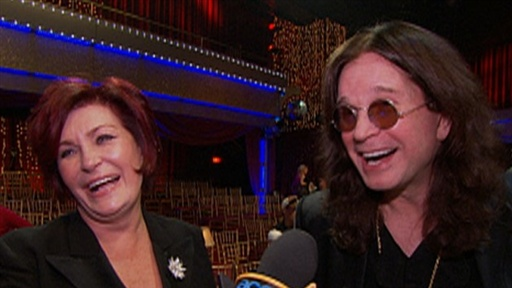 The Osbournes&#39; &#39;Dancing&#39; Queen Video