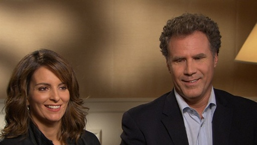 [Tina Fey and Will Ferrell Discuss Their First 'SNL' Encounter]