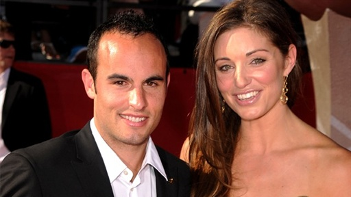 2010 ESPY Awards: Are Landon Donovan & Bianca Kajlich Back Toget Video