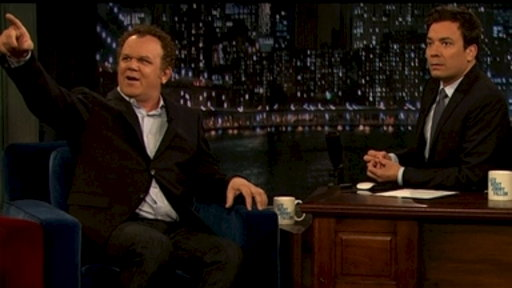 [John C. Reilly, Part 2]